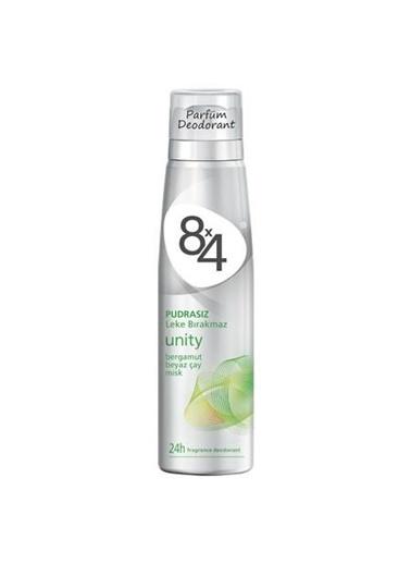 8x4 Deodorant Renksiz